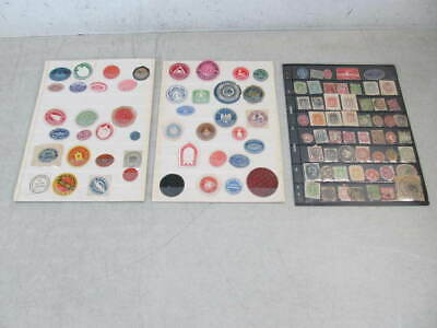 Nystamps Germany advanced seal coat of arm stamp collection seldom seen !