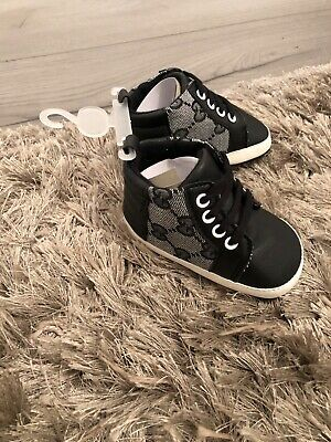 f1c1be476 BABY BOY GUCCI Crib Shoes 12-18 Months 13CM Bargain Clearance ...