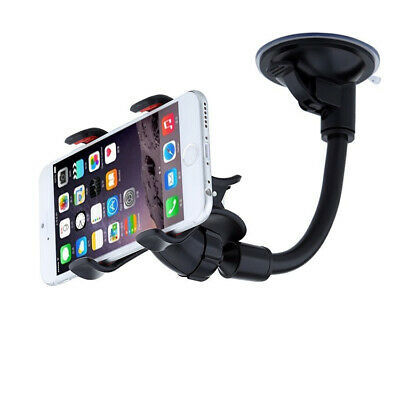 360° Windscreen Universal Car Phone Holder Mount For iPhone / Samsung / HTC