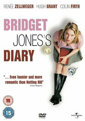 Bridget Jones's Diary [DVD], Good, DVD, FREE & Fast Delivery