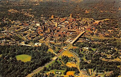 C20-4824, Aerial View,, Greenville, Sc.