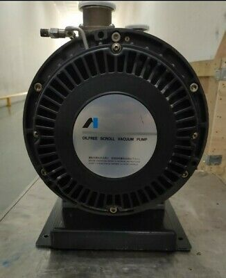 Anest  Iwata  ISP-500B Dry  Scroll  Vacuum  Pump with 1month warranty