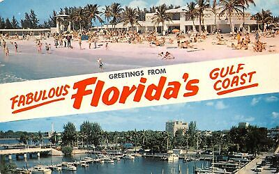 C20-5400, Greeting, Gulf Coast Florida,