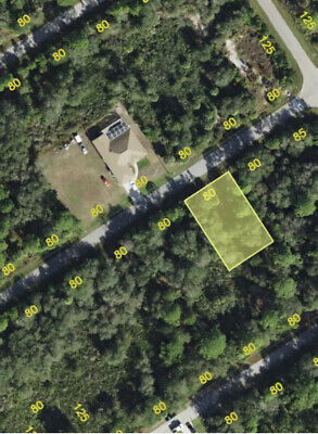 Residential Land For Sale In Port Charlotte, FL - Huge Potential! No Reserve!!!