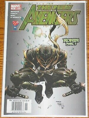 New Avengers #11  Newsstand Edition variant First Ronin Hawkeye Endgame movie