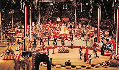 C20-5757, Ringling Brothers And Barnum & Bailey Circus.