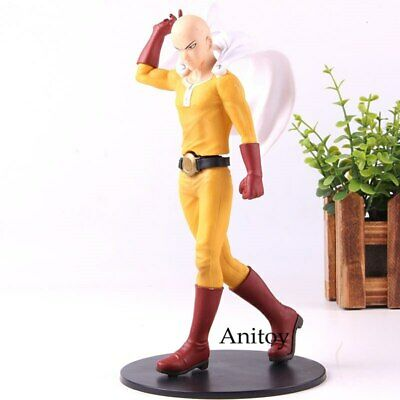 Anime One Punch Man Saitama Premium DXF PVC Action Figure Collection Model Toy