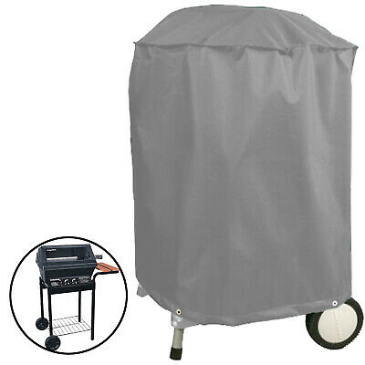 BOSMERE Trolley Barbecue BBQ Cover Protector 6000 Thunder Grey 71 x 68cm