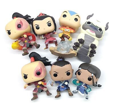 FUNKO POP AVATAR THE LAST AIRBENDER Zuko Chase Aang on Airscooter Vinyl Collect