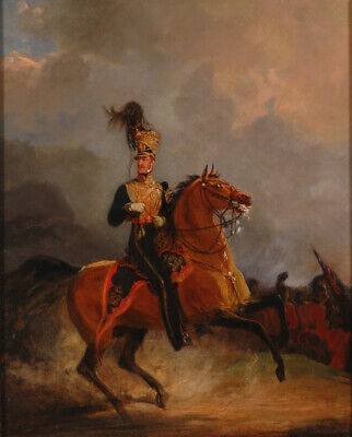 Sir Henry William Paget Marquis of Anglesey Earl of Uxbridge  6x4 Inch Print