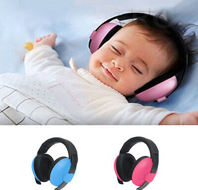 BABY Ear Defenders Earmuffs Protection 0-5Yrs Boys Girls Childs Care Ear Muffs