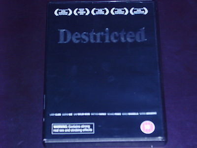 DESTRICTED – 7 Erotic Shorts-Larry Clark/Gaspar Noe/Marina Abramovic/ V Syndrome