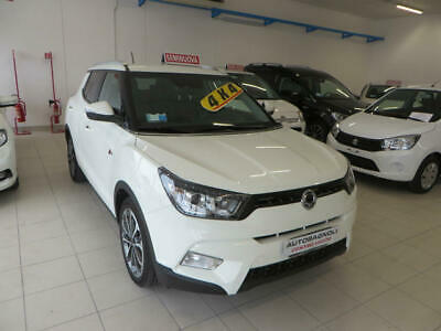 SsangYong Tivoli 1.6d 4WD BE COOL AEBS UNICO PR.