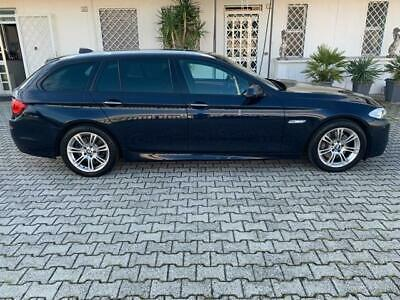 BMW 525 Serie 5 F10/F11 xDrive Touring Msport dvd full
