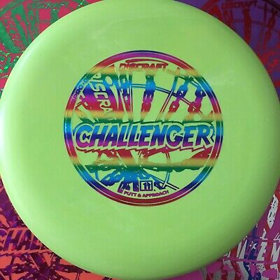 DISCRAFT ProD Challenger Max Weight Disc Golf Putter **Pick Your Color & Stamp**