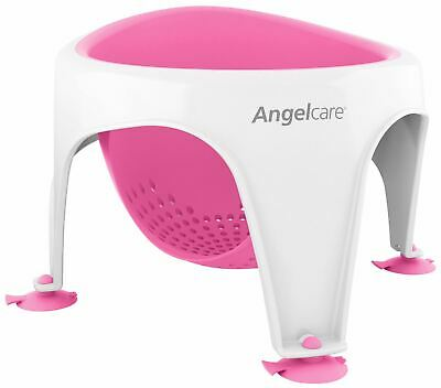 Angelcare SOFT-TOUCH-BADESITZ ROSA Baby Bad Neu