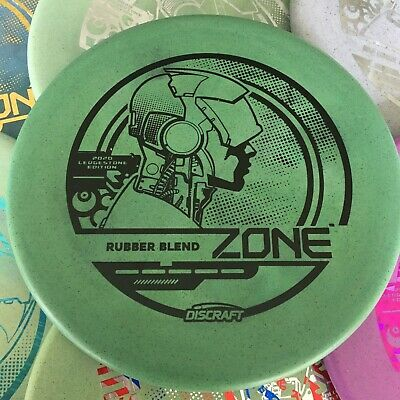DISCRAFT ProD Zone Max Weight Disc Golf Putter **Pick Your Color & Stamp** !!