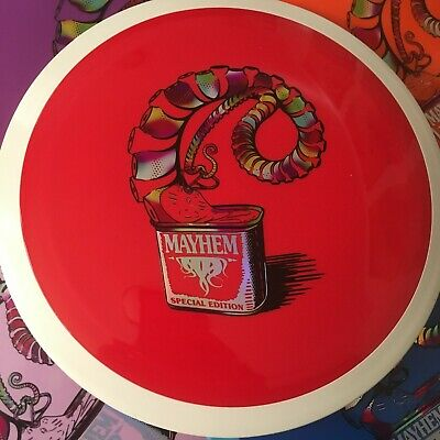 AXIOM Special Edition Neutron Mayhem Disc Golf Driver *Pick Your Disc & Weight*!