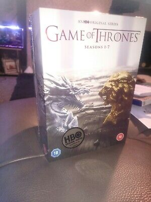 Game of Thrones: Season 1-7