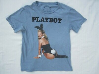 Marc Jacobs Kate Moss Playboy 60th Anniversary Tee T-Shirt Limited Edition SHIRT