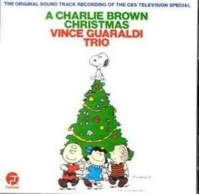 Various Artists : A Charlie Brown christmas CD