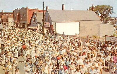 C20-5870, Lobster Festival, Rockland, Maine.