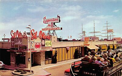 C20-5940, World Famous Exposition, Fish Grotto. Fisherman's Wharf, S.f. Ca