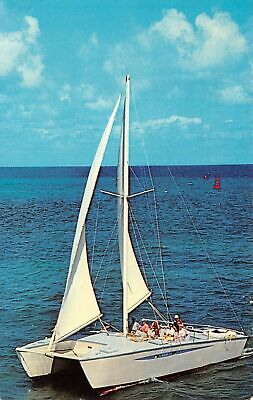 C20-5978, Sailing From Buck Island From St.croix,