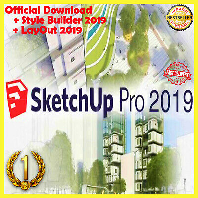 🔥 SketchUp Pro 2019 🔥 Official Download Lifetime License 🚀 fast Delivery 🚀
