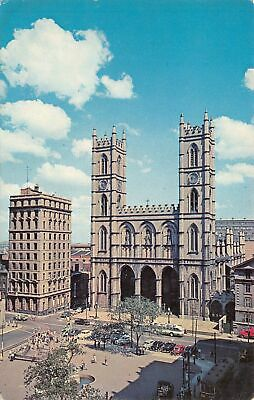C20-6166, Notre Dame Church, Montreal, Canada.