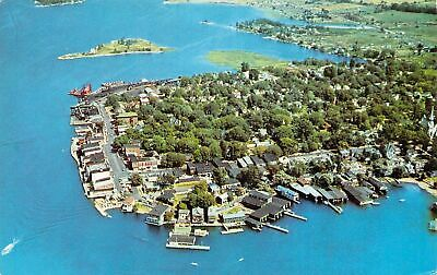 C20-6396, Clayton On The St.lawrence River, Thousand Islands,New York.