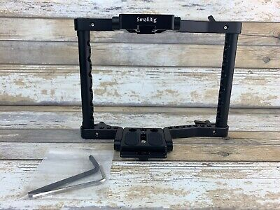 SmallRig VersaFrame Camera Cage Kit w/Top Plate for Canon/Nikon/DSLR - 1584 SM