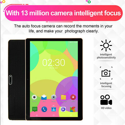10.1inch for Android 6.0 Tablet PC 4GB+64GB OCHO Core WIFI tablet 13.0MP fM