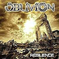 Resilience (Cd+Dvd) - Cd Oblivion - Movie Dvd New CD134476