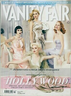 Vanity Fair - March 2012 - The Hollywood Issue - Shop Return
