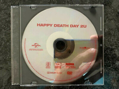 Happy Death Day 2U DVD ONLY with CD Case No Digital SAVE$$$ Combine Shipping