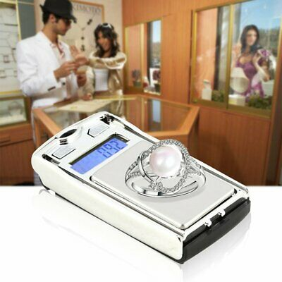 Mini Digital Pocket Scale 100g 0.01 Precision for Kitchen Jewellery g/dwt/ct RY