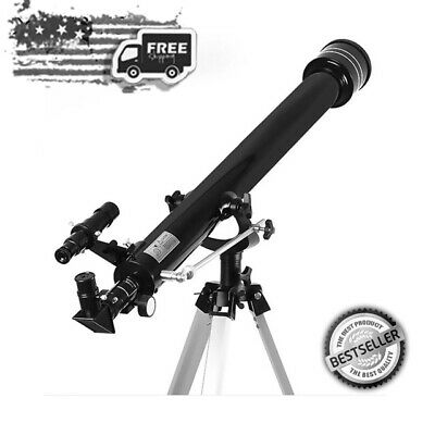 Telescope With Portable Tripod Spotting Scope 900/60m XC USHIO 675 Times Zooming