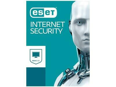 Eset INTERNET SECURITY 2019 3PC 1 YEAR / GLOBAL KEY / Quick Delivery/ SALE 4.50$