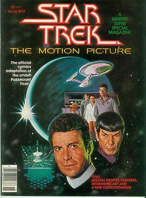 Marvel Comics Super Special # 15: Star Trek - The Motion Picture (USA, 1979)