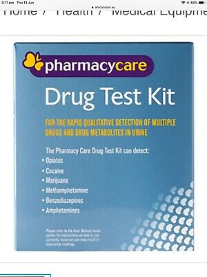Clean Screen Drug test kit with Clean Urine Sample