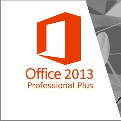 SONDERPREIS Microsoft Office 2013 Professional Plus x86 32Bit x64 64Bit Deutsch