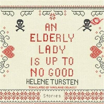 An Elderly Lady Is Up to No Good (CD)