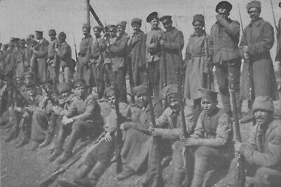 French Army Troops Soldiers Dortmund Germany 1924 7x5 Inch Reprint Photo