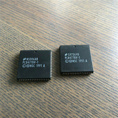 PC8477BV-1 SuperFDC Advanced Floppy Disk Controller IC x 1pc