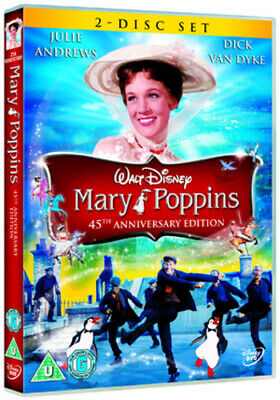 Mary Poppins DVD (2009) Julie Andrews