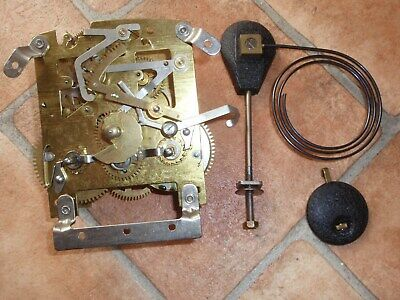 Smiths 8 Day striking clock Movement (working/spares/repair)
