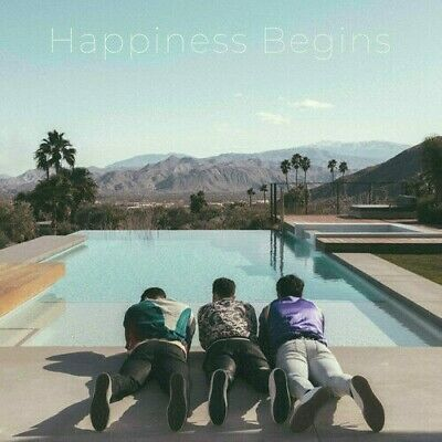 "Jonas Brothers ""Happiness Begins"" CD Brand New sealed! FREE SHIPPING"