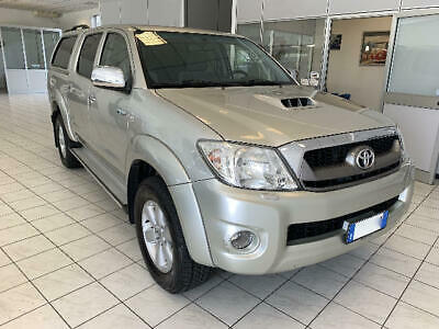 Toyota Hilux 3.0 D-4D automatico 4WD HARD TOP