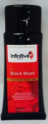 Infinitive Beauty - Deep Cleansing Black Mask